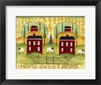 Framed Homesweethome