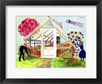 Framed Greenhouse Gardeners