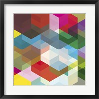 Framed Cuben Shambles
