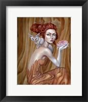Framed Marisa