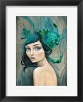 Framed Mermaid