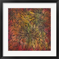 Framed Flourish in Color