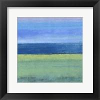 Framed Sea