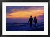 Framed Sunset Board Kids