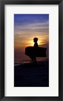 Framed Sunset Boogie