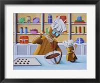 Framed Chocolatiers