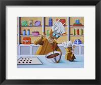 Framed Chocolatiers