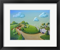 Framed Peter Rabbit 3