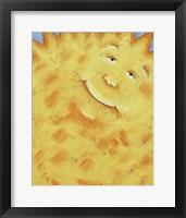 Framed Sunny Smile