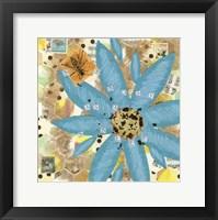 Framed Busy as a Bee