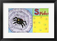 Framed Spider Friend