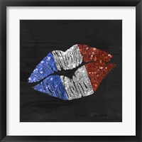 Framed French Kiss
