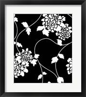 Framed Ceil Jaune Pattern 4
