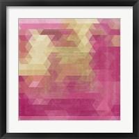 Framed Mosaico II