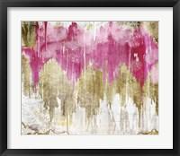 Framed Opulence Rose