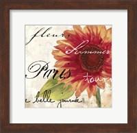 Framed Paris Songs II