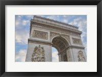 Framed Arc de Triomphe I