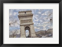 Framed Arc de Triomphe II