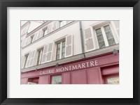 Framed Galerie Montmartre