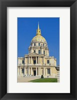 Framed Hotel National des Invalides III