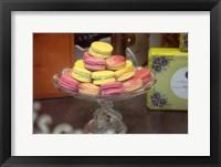 Framed Macarons
