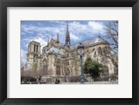 Framed Notre Dame de Paris II