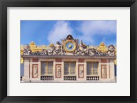 Framed Palace Of Versailles II