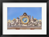 Framed Palace Of Versailles III
