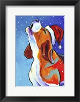 Framed Howling Good Christmas