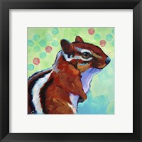 Framed Chipmunk