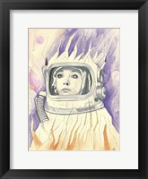 Framed Space Queen 3
