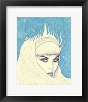 Framed Space Queen 4
