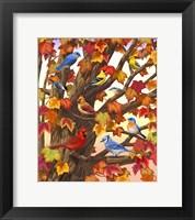 Framed Maple Tree Marvel