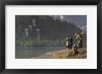 Framed Fantasy Quest