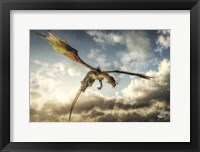 Framed Flying Dragon Death From Above