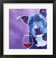 Framed Shakti With Wine