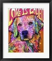 Framed Love is Golden