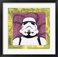 Framed Stormtrooper