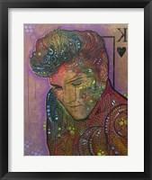 Framed Purple King