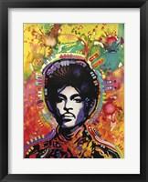 Framed Prince
