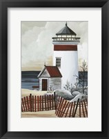 Framed Lighthouse A