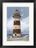 Framed lighthouse B
