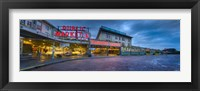 Framed Pike Place Seattle