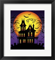 Framed Haunted Mansion