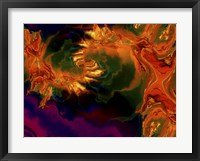 Framed Vesuvius
