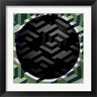 Framed Mc Escher