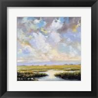 Framed Marsh