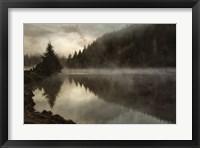 Framed Coos Fog
