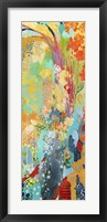 Summer Rain C Framed Print