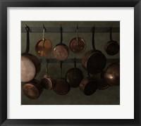 Framed Hanging Copper